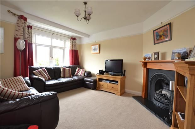 Thumbnail Semi-detached house for sale in Homelea Park West, Bath