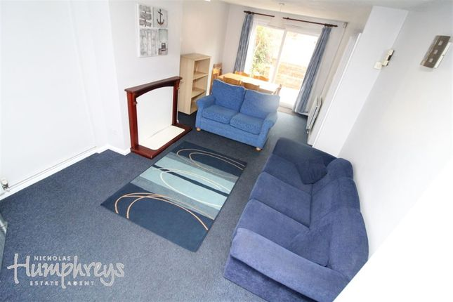 Thumbnail Property to rent in Blagdon Road, Reading