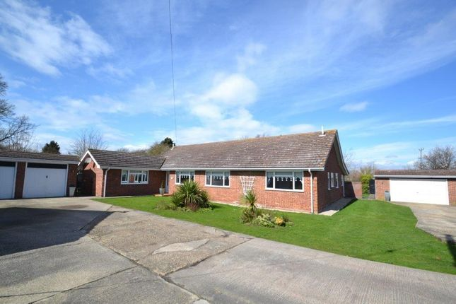 Thumbnail Bungalow for sale in Alpha Road, St Osyth, Clacton-On-Sea