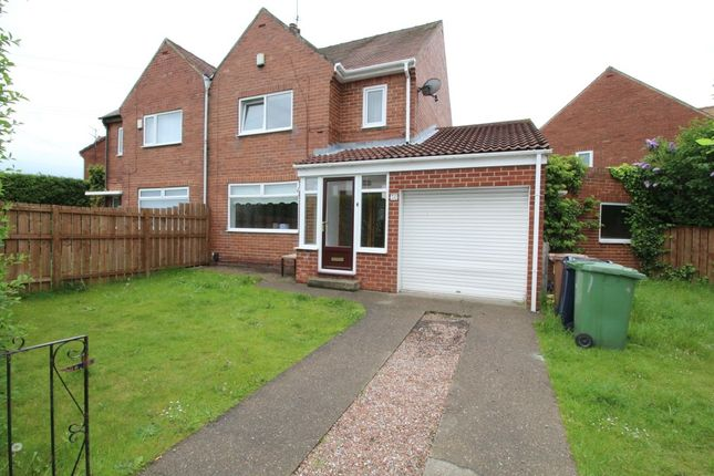 Thumbnail Semi-detached house to rent in Clinton Place, East Herrington, Sunderland