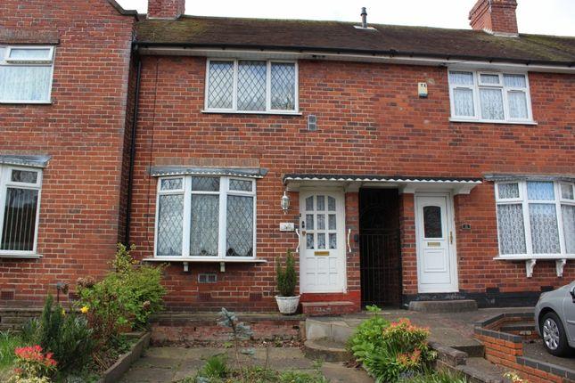 2 Bed Terraced House For Sale In Thornbridge Avenue Great Barr Birmingham