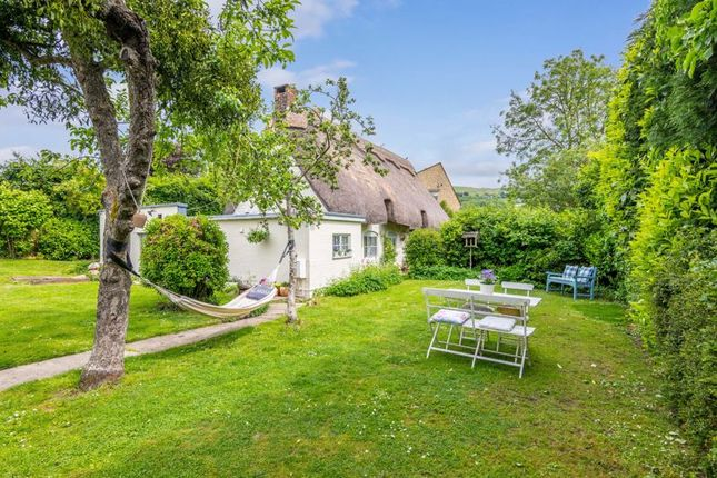 Thumbnail Cottage for sale in The Green, Woodmancote, Cheltenham