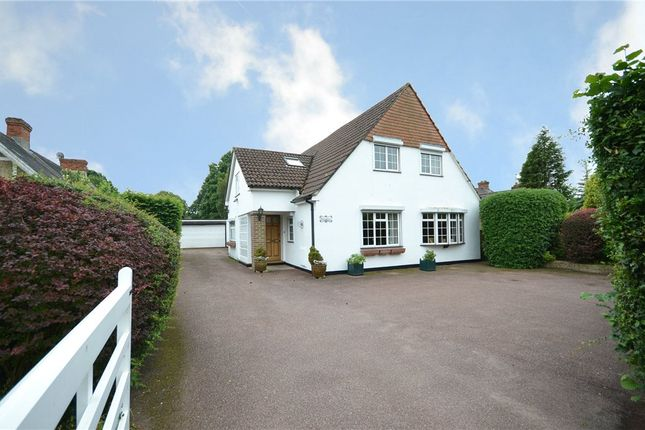 Thumbnail Detached house for sale in Pack Lane, Basingstoke, Hampshire