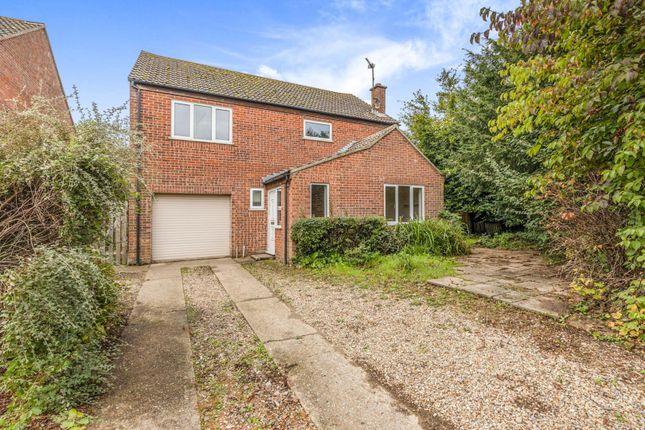 4 bed detached house for sale in Sheldrake Close, Fakenham NR21