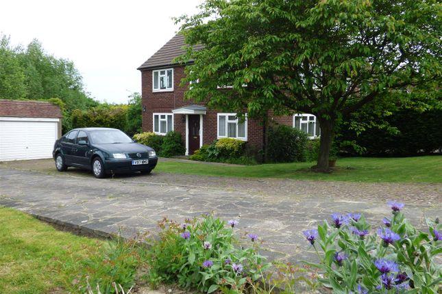 Thumbnail Semi-detached house for sale in Carrington Avenue, Borehamwood