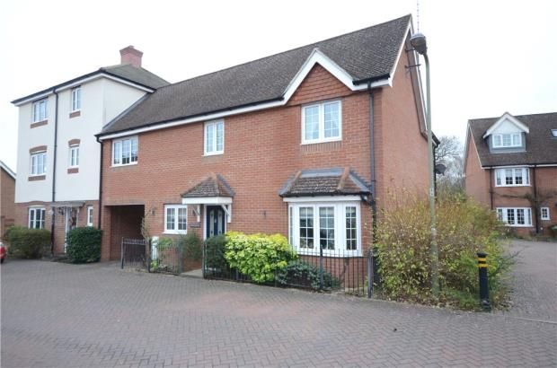 Thumbnail Link-detached house for sale in Watlington, Hook