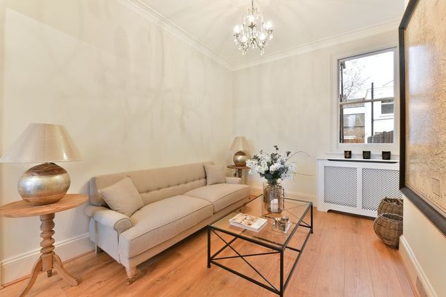 Thumbnail Terraced house to rent in Lewin Road, London