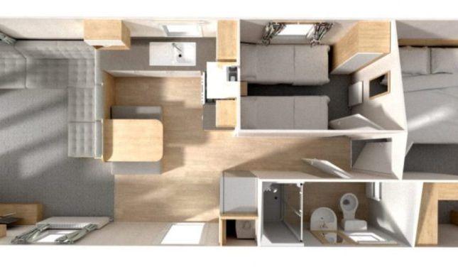 2019 Willerby Grasmere Floorplan