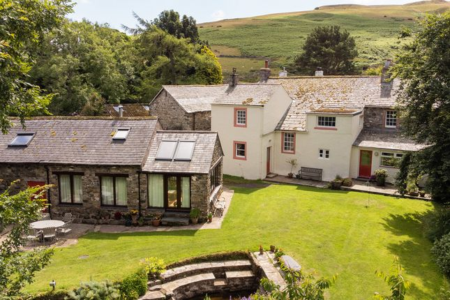 Thumbnail Farmhouse for sale in 2 Potts Gill, Hesket Newmarket, Wigton, Cumbria