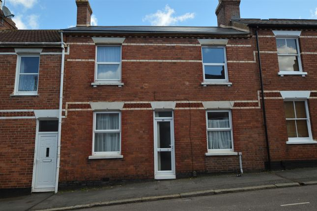 Thumbnail Terraced house to rent in May Street, Exeter