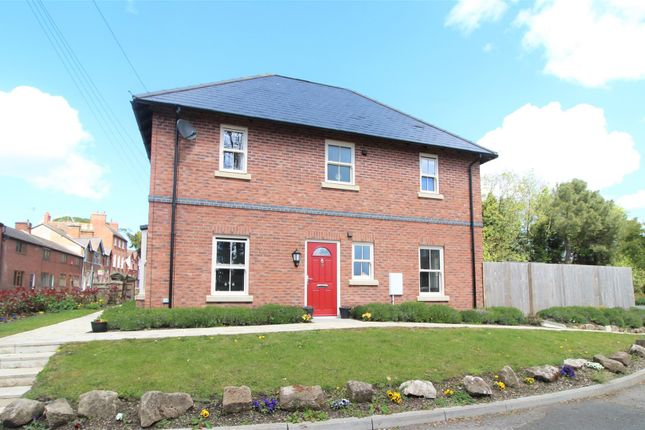 3 bed town house for sale in Mill Street, Wem, Shropshire SY4