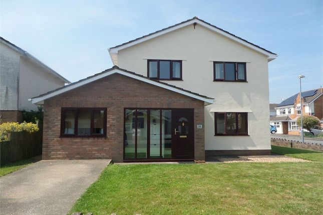 Thumbnail Detached house to rent in 24 Blenheim Drive, Magor, Caldicot, Monmouthshire