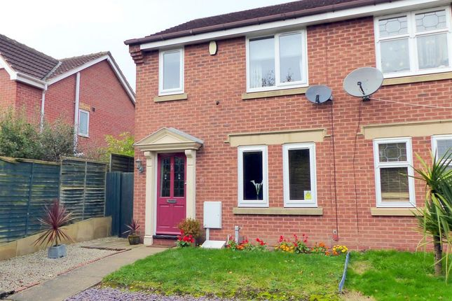Thumbnail Semi-detached house to rent in Grizedale Close, Forest Town, Mansfield