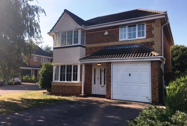 Thumbnail Property to rent in Wigmore Drive, Peterborough