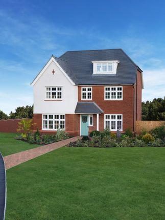 Thumbnail Detached house for sale in Sophia Drive, Warrington