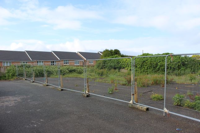 Fenced Off Plot of Harbour Way, Hakin, Milford Haven SA73