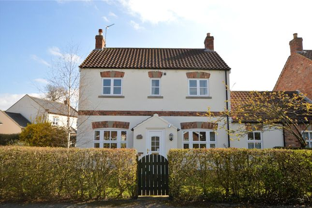 Thumbnail 3 bed link-detached house for sale in Granary Cottage, Roecliffe Court, Hessay, York