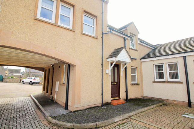 Thumbnail Flat for sale in Fountain Court, Burghead