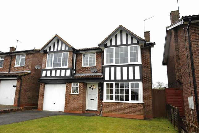 Thumbnail Detached house for sale in Moorlands, Wellingborough