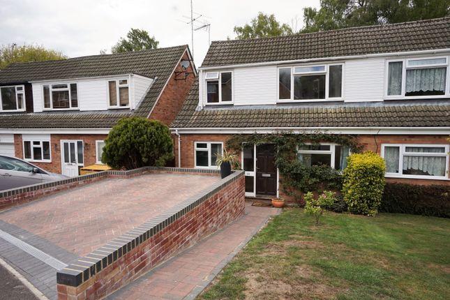 Thumbnail Semi-detached house for sale in Grampian Road, Little Sandhurst