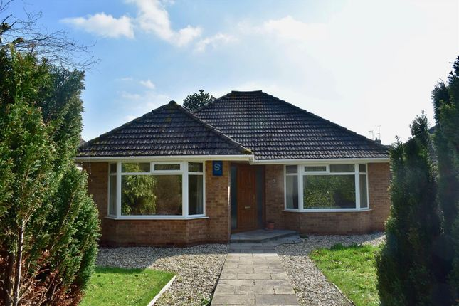 Thumbnail Detached bungalow for sale in Corkscrew Lane, Taunton