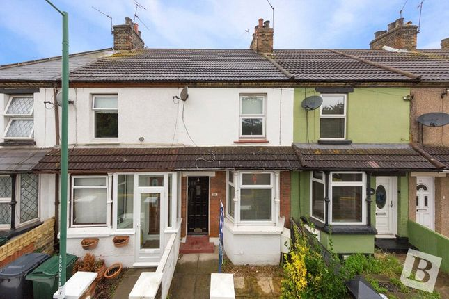 Thumbnail 2 bed terraced house to rent in Stanhope Road, Swanscombe, Kent