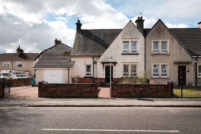 Thumbnail Semi-detached house for sale in Agnew Avenue, Coatbridge