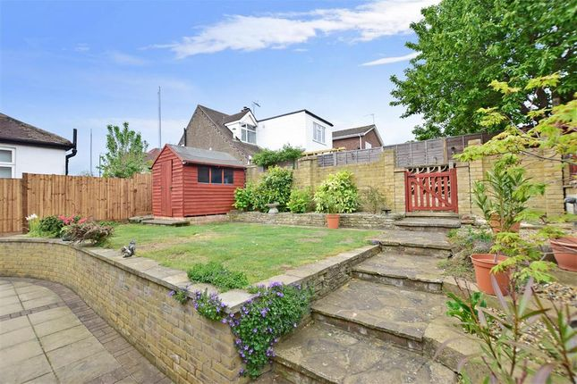 Thumbnail Semi-detached bungalow for sale in Church Path, Greenhithe, Kent