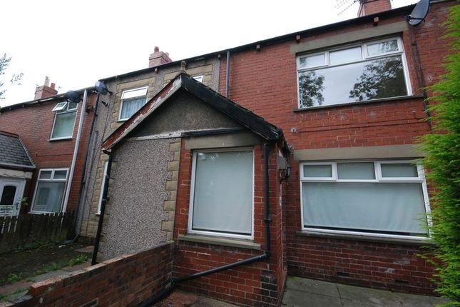 Thumbnail Terraced house for sale in Rosalind Street, Ashington