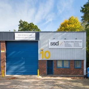 Thumbnail Light industrial to let in Unit 10 Oakwood Trade Park, Gatwick Road, Crawley, West Sussex