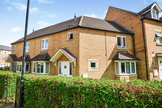 Thumbnail Detached house for sale in 14 Wilks Walk, Grange Park, Northampton
