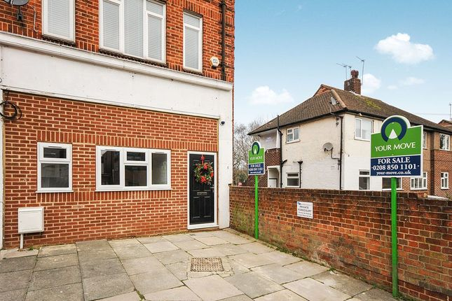 Thumbnail Flat for sale in Lingfield Crescent, London