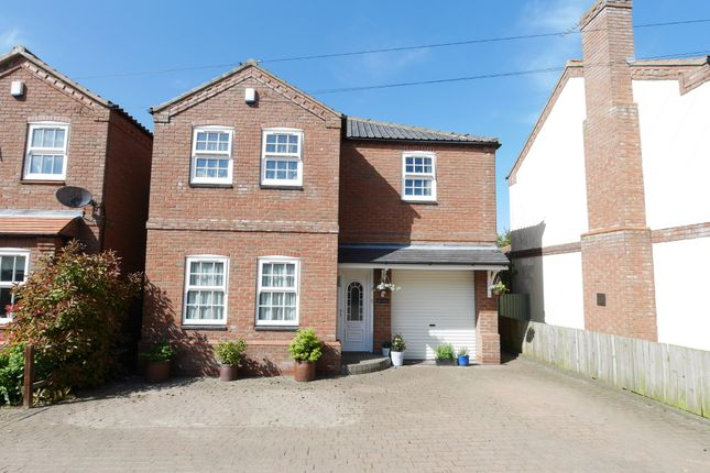 Thumbnail Detached house for sale in High Street, Barmby-On-The-Marsh, Goole