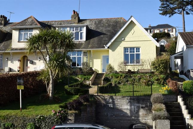 4 bed end terrace house for sale in Dartmouth Road, Paignton, Devon