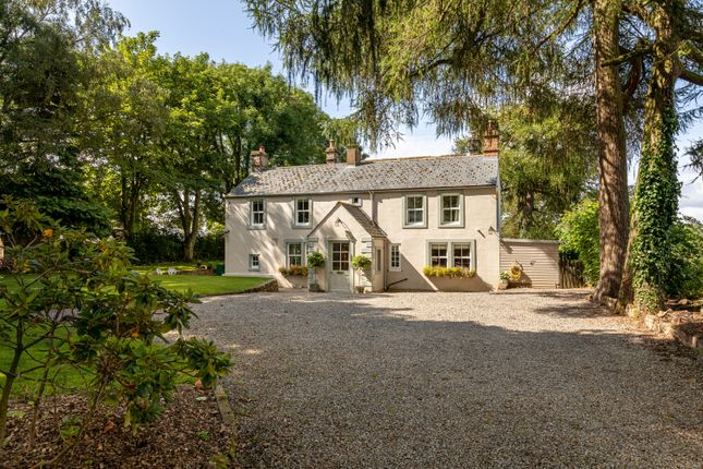 Thumbnail Detached house for sale in Little Roods, Gamblesby, Penrith, Cumbria