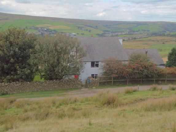 Thumbnail Detached house for sale in Lobden, Whitworth, Lancashire