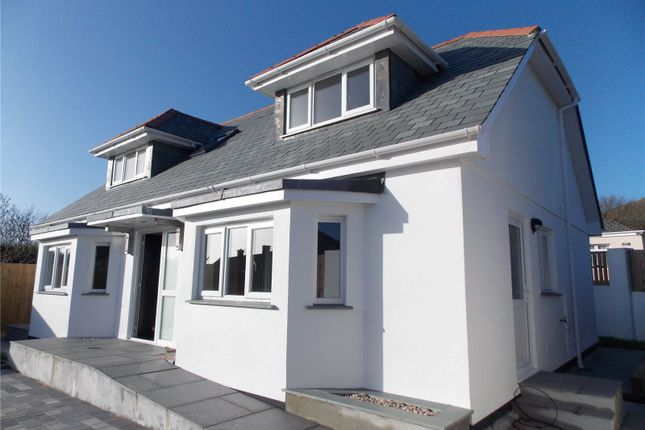 Thumbnail Detached house for sale in Coombe Road, Lanjeth, High Street, St. Austell