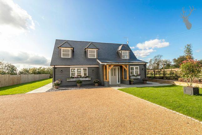 Thumbnail Detached house for sale in Maltings Farm, Maltings Hill, Moreton