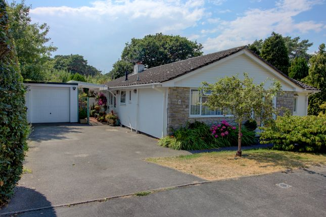 Thumbnail Bungalow for sale in Greenwood Copse, St. Ives, Ringwood