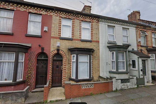 Thumbnail Terraced house to rent in Ludwig Road 14, Anfield, Liverpool