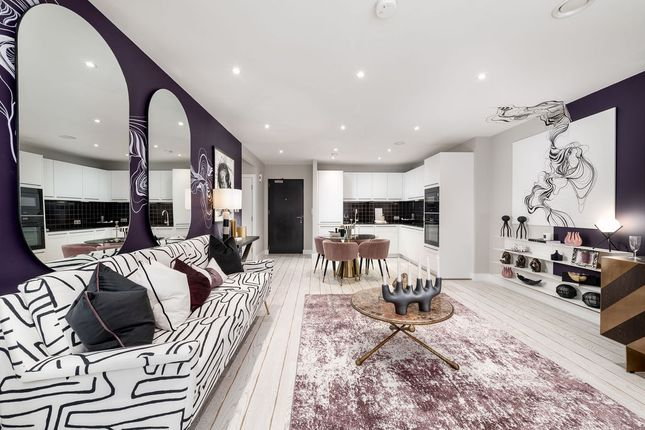 1 bed flat for sale in 1A Prestage Way, Blackwall, 9Qe, London E14