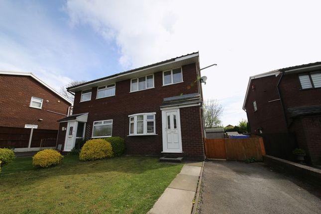 Thumbnail Semi-detached house to rent in Arndale, Beechwood, Runcorn