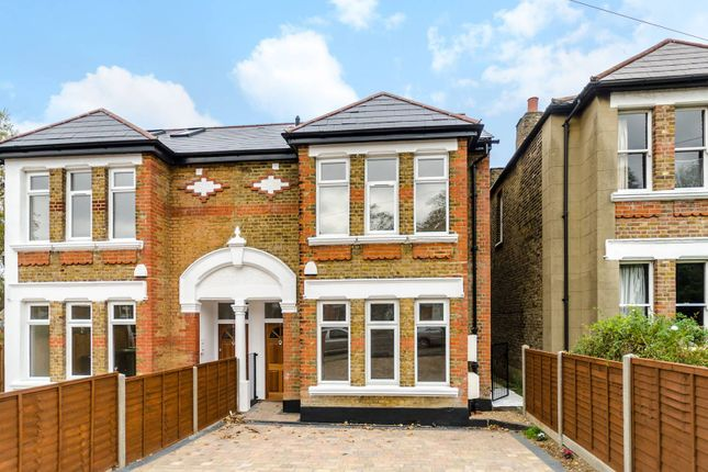 Thumbnail Semi-detached house to rent in Duncombe Hill, Honor Oak Park