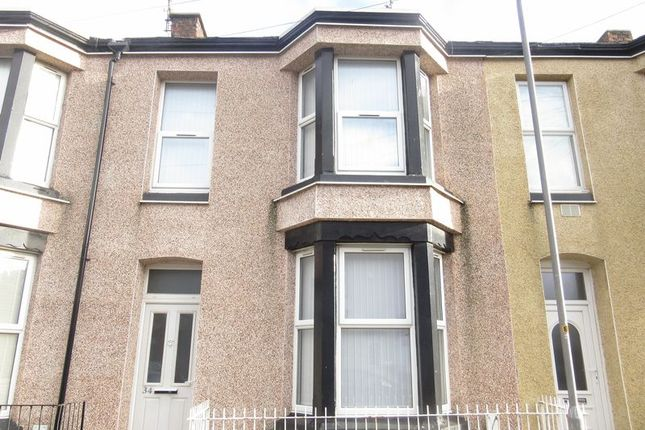 Thumbnail Terraced house to rent in Gray Street, Liverpool