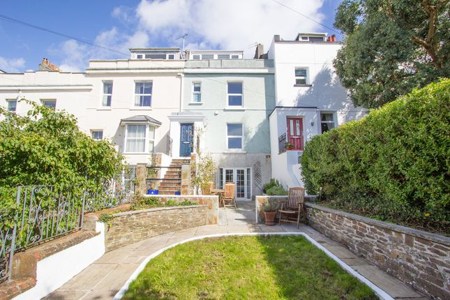 Thumbnail Terraced House For Sale In Brunswick Place Stoke Plymouth