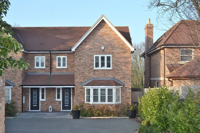 Thumbnail Semi-detached house for sale in Sheering Road, Harlow
