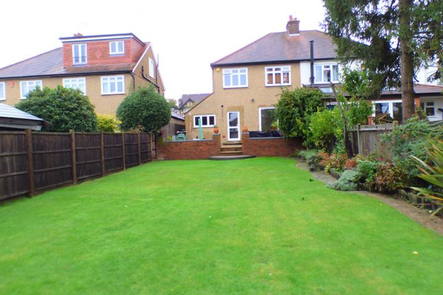 Semi-detached house for sale in Woodberry Avenue, North Harrow, Harrow