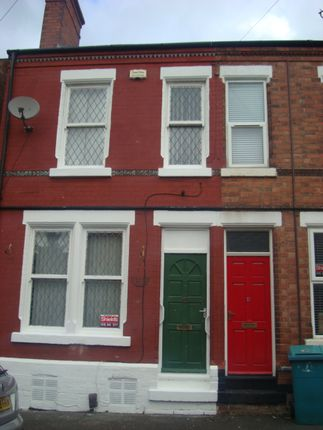Thumbnail Shared accommodation to rent in Lois Avenue, Lenton, Nottingham