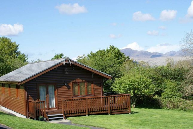 Thumbnail Lodge for sale in Torbeg Country Lodges, Torbeg, Isle Of Arran, North Ayrshire