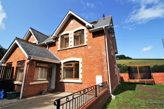 Thumbnail Semi-detached house to rent in Higher Wheatley Farm, Pocombe Bridge, Exeter